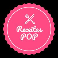 Logo receitas pop